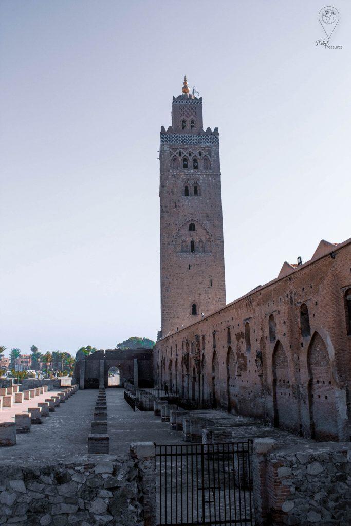 Koutoubia-moskee - Marrakech Marrakesh - Marokko | Global-Treasures.com