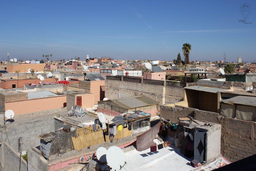 Lunchen in Marrakech - Marokko | Global-Treasures.com