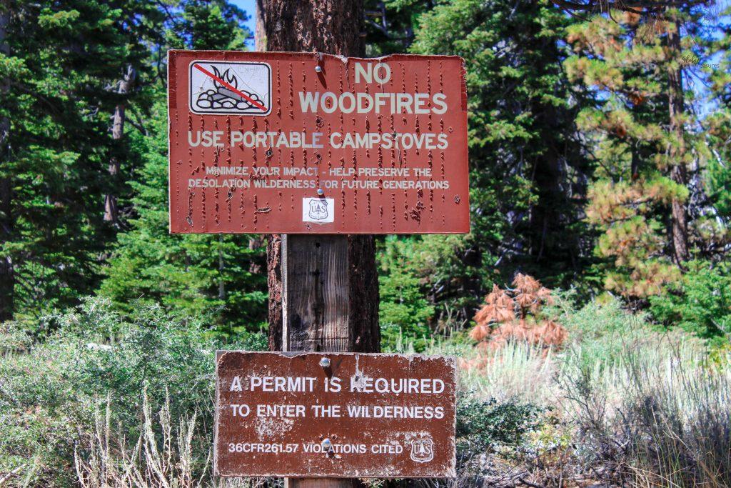 Wandeling Lake Tahoe - Sierra Nevada Verenigde Staten | Global-Treasures.com