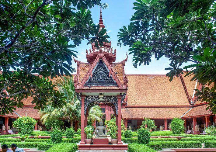 National Museum Cambodja - Phnom Penh, Azië | Global-Treasures.com
