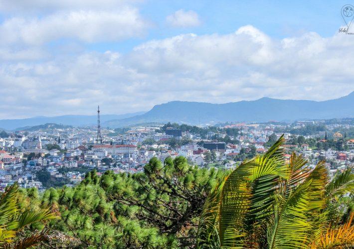 van Mui Ne door naar Da Lat - Vietnam, Azië   Global-Treasures.com