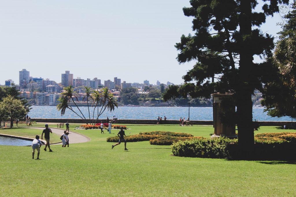 the Botanical Gardens Sydney, Australia   Global-Treasures.com