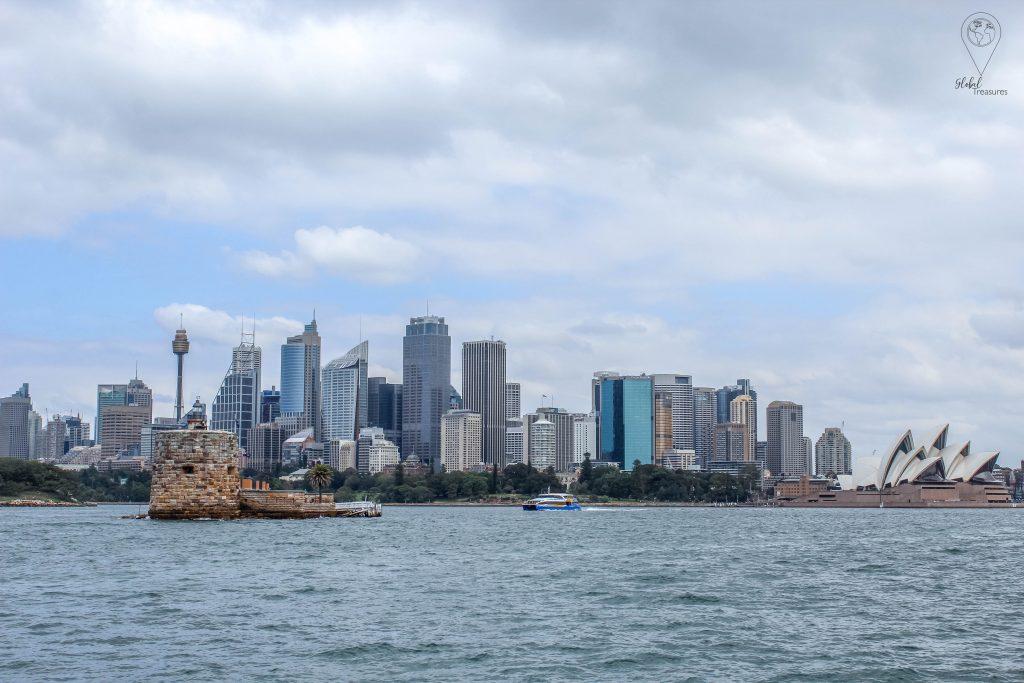 Skyline Sydney, Australia   Global-Treasures.com