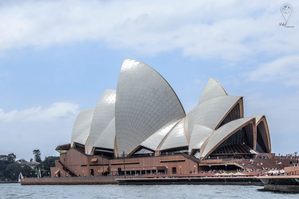 the Opera House Sydney, Australia   Global-Treasures.com