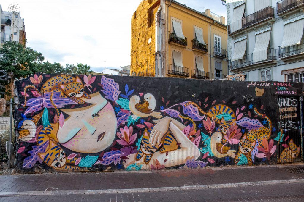 Wijk El Carmen in Valencia, Spanje | Global-Treasures.com