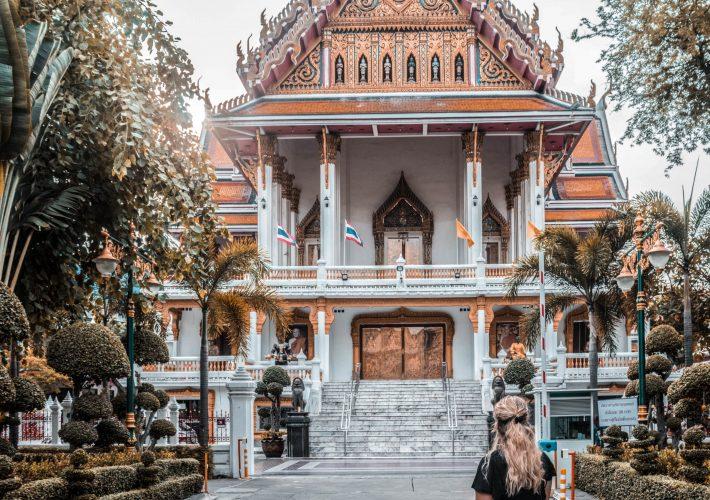 Aankomst in Bangkok, Thailand | Global-Treasures.com