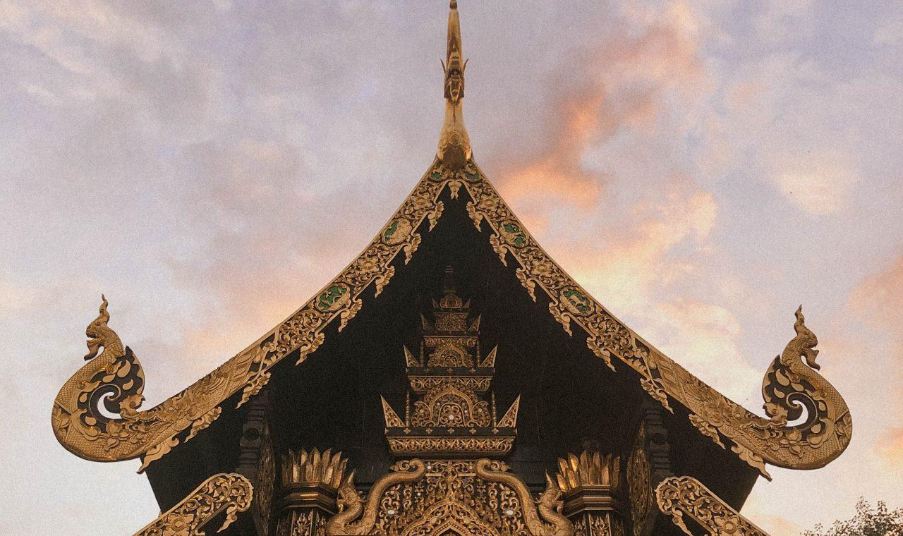 Temple in Chiang Mai, Thailand | Global-Treasures.com